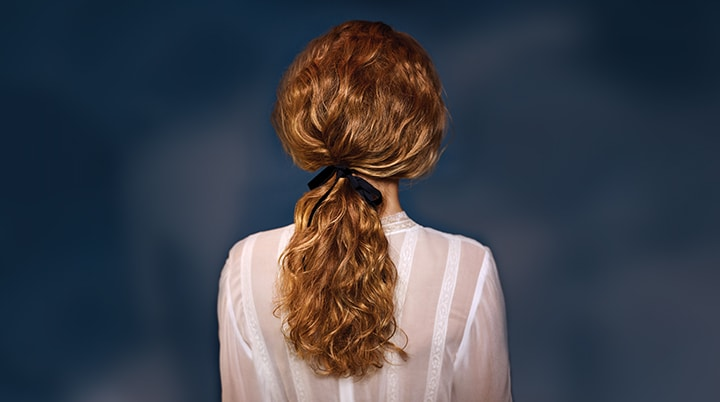 Click on video demonstrate about  HAIR STYLING